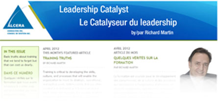 Newsletter - Leadership Catalyst